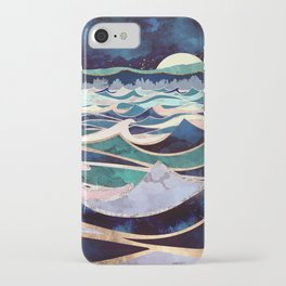 Moonlit Ocean iPhone Case