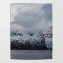 Vintage Mountain 15 Poster