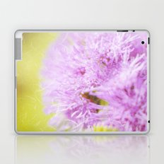 Lavender flower macro Laptop & iPad Skin