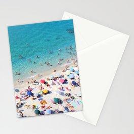 Pebbly Sunbake Stationery Cards