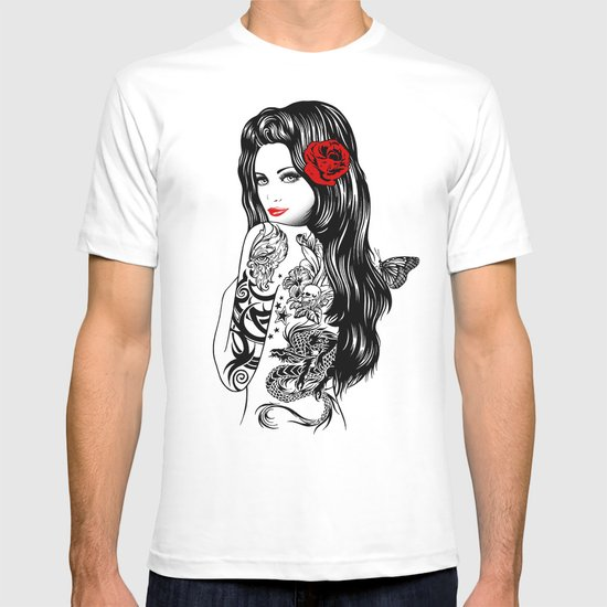 Tattoo Lolita T-shirt