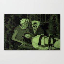Weird Alchemy  Canvas Print