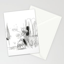 Acarism Letsgo Stationery Cards