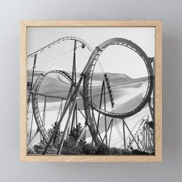 Arid Oasis Framed Mini Art Print