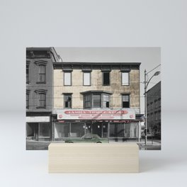 Vintage Thrift Shop Mini Art Print