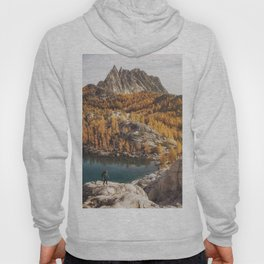 Autumn By The Lakes Hoody