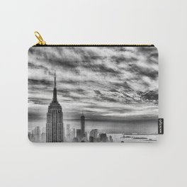 New York skyline cv Carry-All Pouch