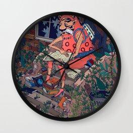 The Last Guy Wall Clock