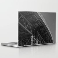 bridge Laptop & iPad Skins featuring Bridge by Christophe Chiozzi