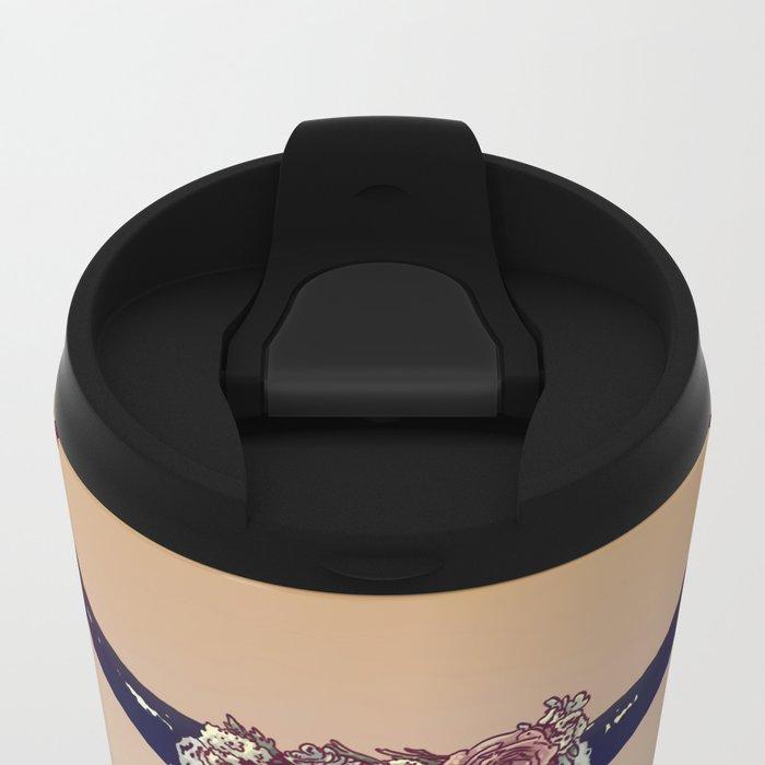 Zenith Lady Metal Travel Mug