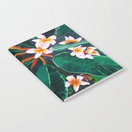 Frangipanis Notebook