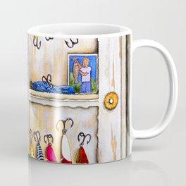 Plugs Aplenty Coffee Mug