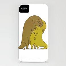 tyrannosaurus sex iPhone (4, 4s) Slim Case