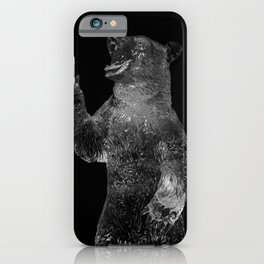 ice bear iPhone Case