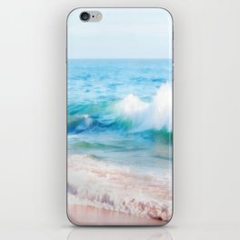 Aquamarine Dreams 1 iPhone Skin