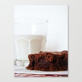Super Fudge Canvas Print