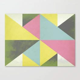 What's Your Angle Canvas Print