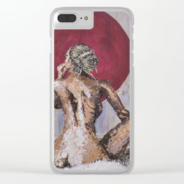 Own Your Alone Clear iPhone Case