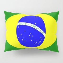 Flag of Brazil Pillow Sham