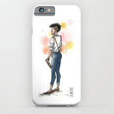 Androgypunk by Kat Mills iPhone 6s Slim Case