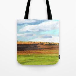 Farming Plain Tote Bag