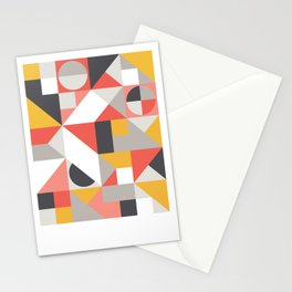 Mars Stationery Cards