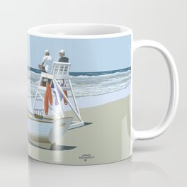 Avalon, Cooler by a Mile Coffee Mug