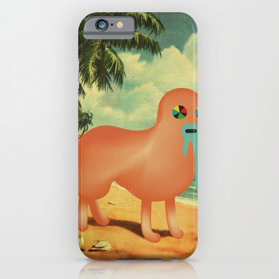 BeacH_PostCArD iPhone & iPod Case