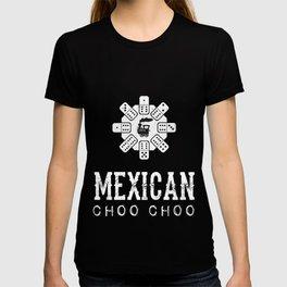 Mexican Train Choo Choo Mexican Dominoes T-shirt