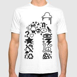 makin it rain T-shirt