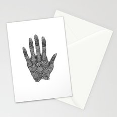 the Creating Hand Stationery Cards