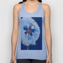 Life in Blue  Unisex Tank Top