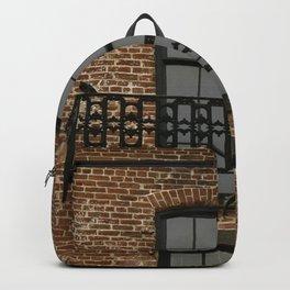 Savannah Warehouse Window Backpack