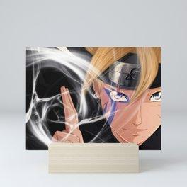 Hero Konohagakure Mini Art Print