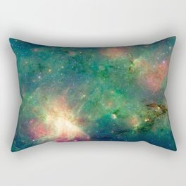 M17 Nebula Rectangular Pillow