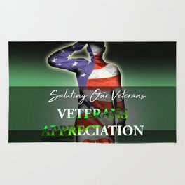 Veterans Appreciation Rug