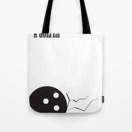 Obviously, You Are Not A Golfer Tote Bag