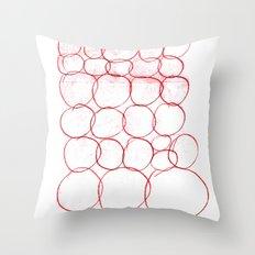 AUTOMATIC CIRCLE Throw Pillow