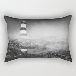 Penmon Lighthouse Rectangular Pillow
