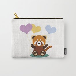 Lovely Red Panda Carry-All Pouch