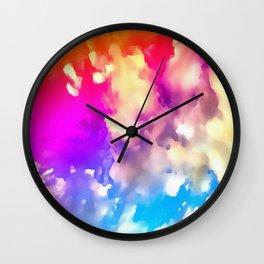 Big Secret Wall Clock