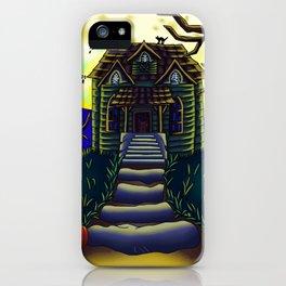 Halloween Artwork #1 (2018) iPhone Case