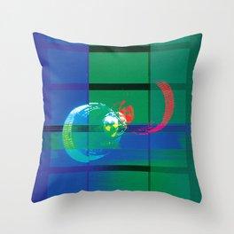 Gemini (01) Throw Pillow