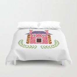 Home Sweet Home Duvet Cover