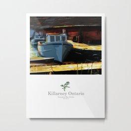 Kilarney Ontario / North Country Metal Print