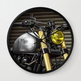 BratStyle Triumph Macco Wall Clock