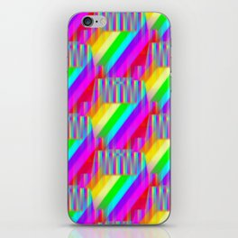 Capers by colors ... iPhone Skin