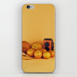 Orange carrots - still life iPhone Skin