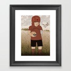 Otvali Framed Art Print