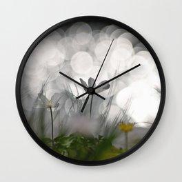 reflexion Wall Clock